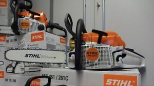 Looking for a Stihl ms261c, newer style model
