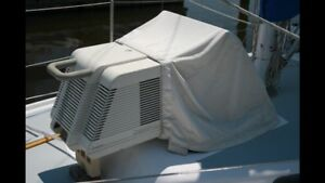 Carryon boat  air conditioner