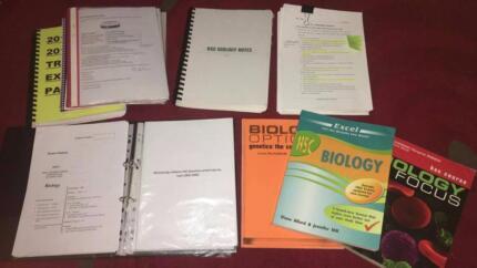 HSC BOOKS EXCELLENT CONDITION