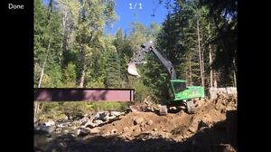 Land clearing & logging service