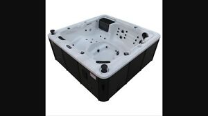 Demo Hot Tub COMES WITH EVERYTHING!  Peterborough Peterborough Area image 2