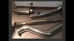 1987 Buick Grand National RJC exhaust