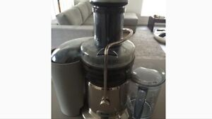 BREVILLE JUICER (STAINLESS STEAL) Lalor Whittlesea Area Preview