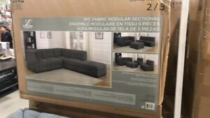 Sofa sectionel