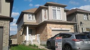 Single detached freehold house for sale in  Kitchener