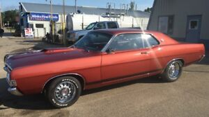 EXTREMELY RARE 1969 TORINO GT