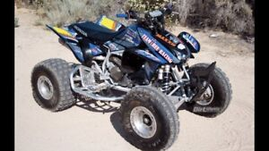 Looking for Trx450r parts bike