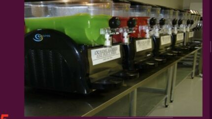 Slushie Machine Hire $195.00