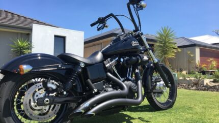 2017 Harley Davidson dyna street bob
