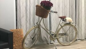 Brand New - Hand Made- European Bicycle Package