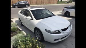 2004 Acura TSX 6 Speed need gone ! Trade $6k value