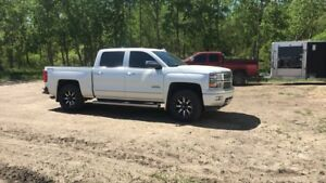 2015 Chevy 1500 High Country