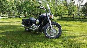 2005 Honda shadow aero 750