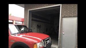 Alouer 1 Porte GARAGE for rent 1 door