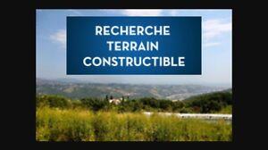 Recherche terrain au bord du Richelieu