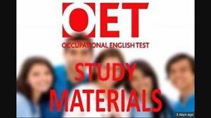 OET materials for nurses (full practice tests) Macgregor Brisbane South West Preview