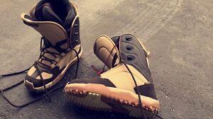 Boss Snowboarding boots