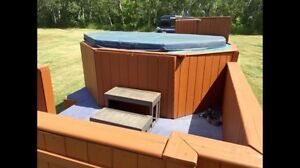 Mobile hot tub. ****REDUCED*****
