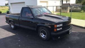 1991 Chevy Silverado RUST FREE