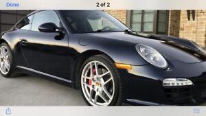 Porsche 911 997 wanted