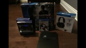 PS4 slim 500GB + kit complet ps4