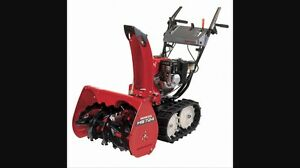 Wanted honda snowblower