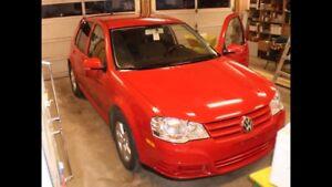 2008 Volkswagen Golf City for sale - $7,500 OBO