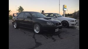 2004 Subaru Wrx with 6 speed swap, newer motor, sit turbo, etc