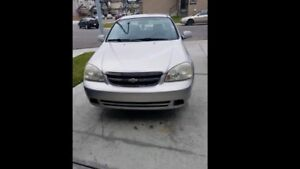 2004 Chevrolet Optra 2 Sets of Tires & Rims