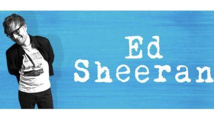 Ed Sheeran Perth tickets X2