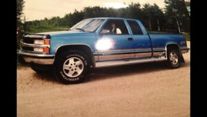 Looking for my dad's old truck. 1995 Chevrolet C/K 1500