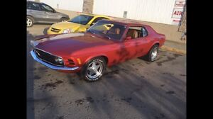 Looking for a mechanic - 70 mustang engine work