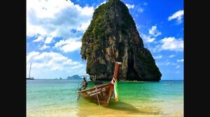 Return flights BANGKOK to KRABI Richmond Yarra Area Preview