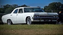 Chevy Belair. Reliable powerful luxury head turner Gladstone Gladstone City Preview