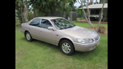 Toyota camry Bakewell Palmerston Area Preview