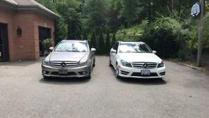 2 Mercedes-Benz C Class 4Matic Sport (W204)