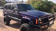 "Jeep Cherokee Xj 6.5"" lift Beldon Joondalup Area Preview"