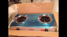 Brand new two burner strong LPG gas stove cooktop stainless steel Blacktown Blacktown Area Preview