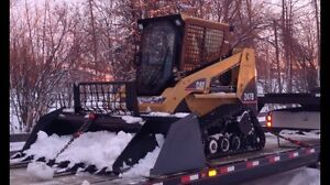 Cat 247b skid steer