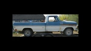 Parts wanted. 68 Ford/Mercury F100