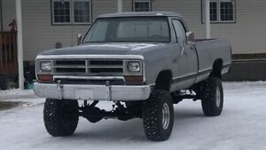 1987 dodge Power Ram AZ USA  truck