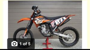 KTM 250Sxf Cashmere Pine Rivers Area Preview