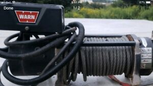 Wanted heavy winch