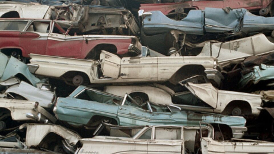 Wanted unwanted scrap junk vehicles | Towing & Scrap Removal | St ...