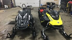 "2013 Skidoo Summit X 174"" TSS turbo"