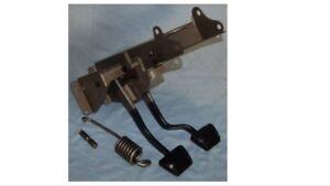 E-body clutch pedals