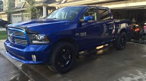 Take over payment 2014 Dodge Ram sport