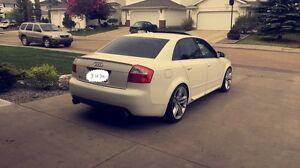 2005 Audi s4 (low kms)