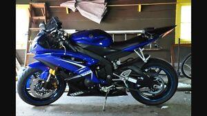 2009 Yamaha R6C  motorcycle