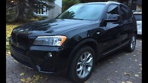 Bmw X3 2.8X Drive 2011 Panoramic Camera Leather